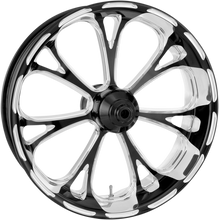 Load image into Gallery viewer, PERFORMANCE MACHINE (PM) Wheel - Virtue - Platinum Cut - 21 x 3.5 - With ABS - 14+ FLD One-Piece Aluminum Wheel — Virtue - Team Dream Rides