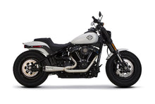 Load image into Gallery viewer, Two Brothers Racing Harley Davidson Softail (2018-2020) Comp-S 2-1 Ceramic Black - Team Dream Rides