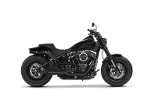 Load image into Gallery viewer, Two Brothers Racing Harley Davidson Softail (2018-2020) Megaphone Gen II 2-1 Ceramic Black - Team Dream Rides