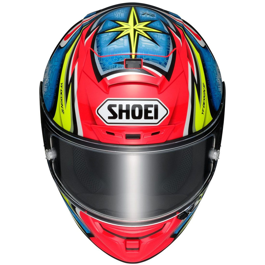 SHOEI X-Fourteen Daijiro TC-1 - Team Dream Rides