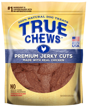 True Chews Premium Jerky Cuts Chicken Jerky Dog Treats