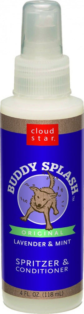 Cloud Star Buddy Splash Original Lavender & Mint Dog Spritzer & Conditioner