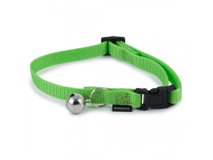PetSafe Lime Green Kitty Collar