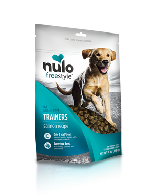 Nulo Freestyle Trainers Grain Free Salmon Dog Treats