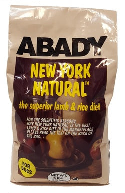 New York Natural Lamb Kibble Dog Food