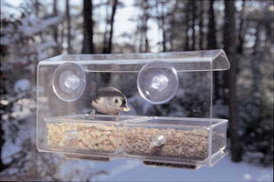 ASPECTS BIRD FEEDER BUFFET WINDOW