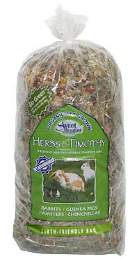Sweet Meadow Herbs & Timothy (2nd Cut)