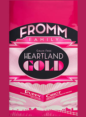 Heartland Gold Puppy Dog Food