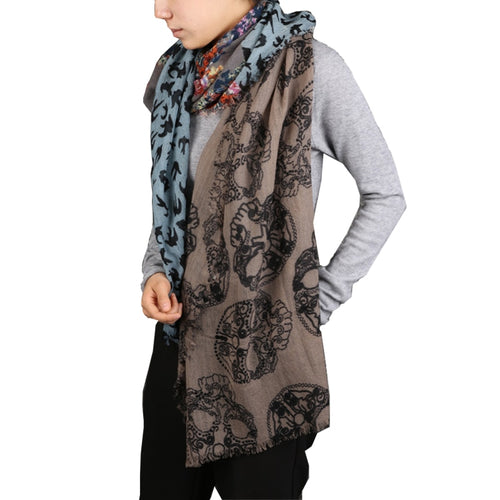 Jewels of Life Thin Pashmina Shawl/Scarf