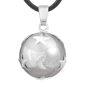 Tiny Feet Angel Caller Pendants Silver Plated