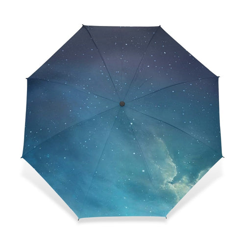 Milky Way Night Sky Umbrella