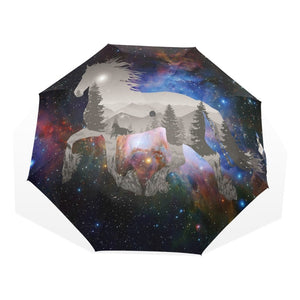 Magic Sky Horse Umbrella