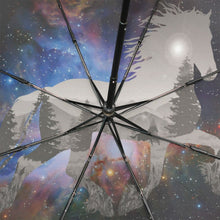 Load image into Gallery viewer, Magic Sky Horse Umbrella