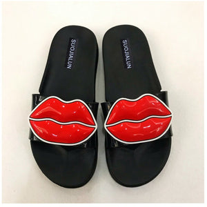 Kiss My Feet Flip Flop Sandals