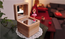 Load image into Gallery viewer, Tiny Dancer Clockwork Ballerina Music Box