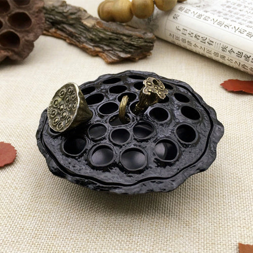 Lotus Root Incense Burner