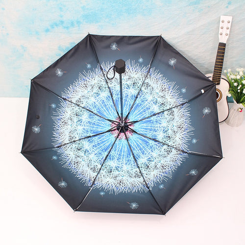 Dandelion Wish Umbrella