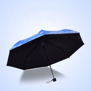 Nothing But Blue Skies Umbrella (plain style)