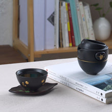 Load image into Gallery viewer, Dragon Egg Nesting Tea Sets 2 Cup