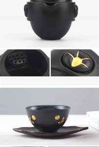 Dragon Egg Nesting Tea Sets 2 Cup