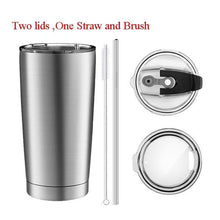 Load image into Gallery viewer, Travel Mug Coffee Kit, 20 OZ Stainless Steel