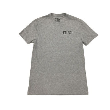 Soul Pauer Gray Bolt Casual T-shirt