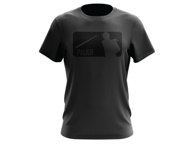 Pauer Bat Flip Dri Fit Tee