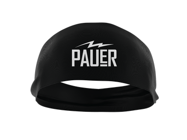 Pauer Logo Wide Headband