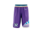 WOMENS BASKETBALL SHORT