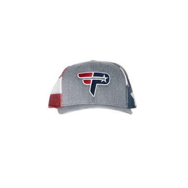 Pauer Flag design Richardson SnapBack
