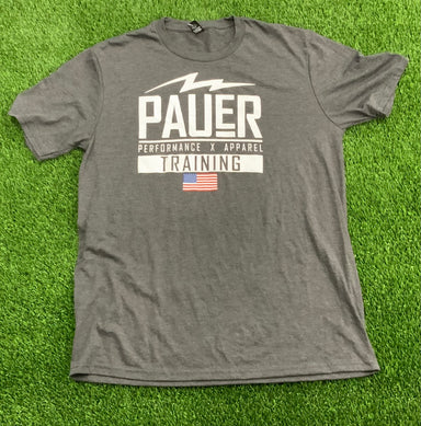 Pauer Performance Training Short Sleeve T-Shirt