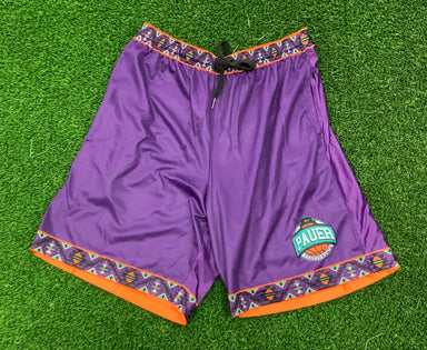 Pauer All Star Purple Short