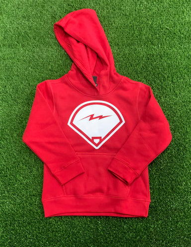 Pauer Diamond Baseball Hoody