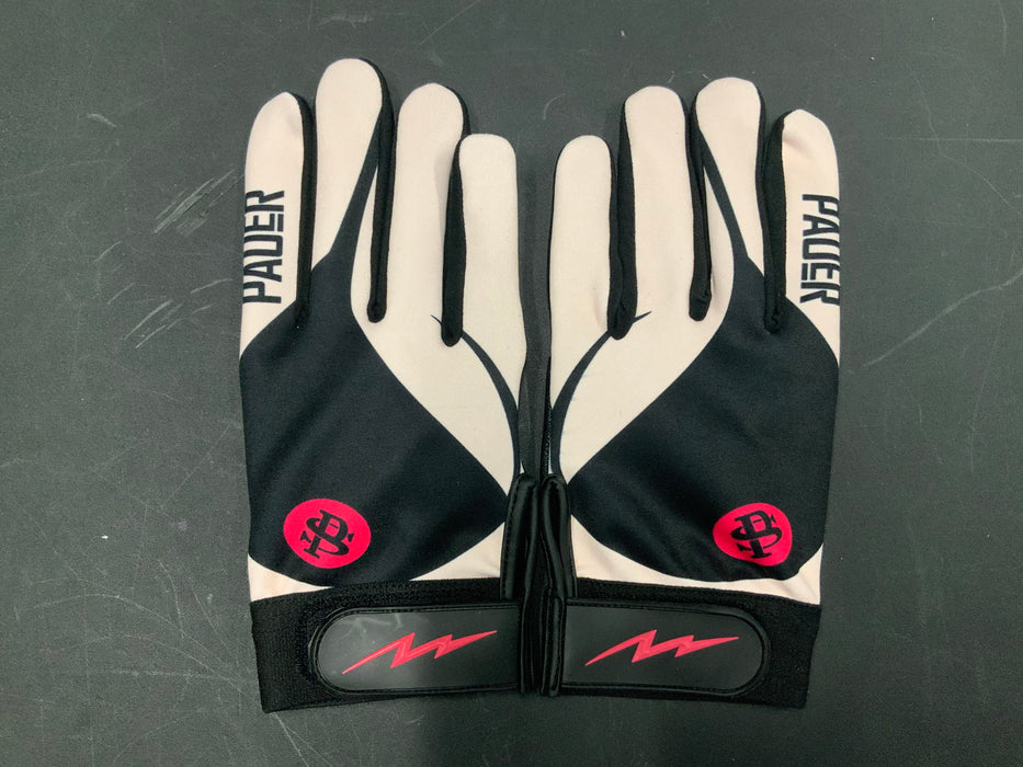 Booby Bash Black Batting Glove