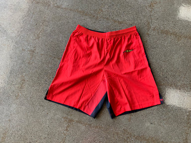 Pauer Baseball Sport-Stretch Graphic Short