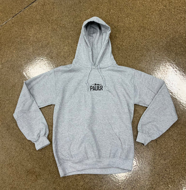Pauer Original Centered Logo Heavy Blend™ Hooded Sweatshirt