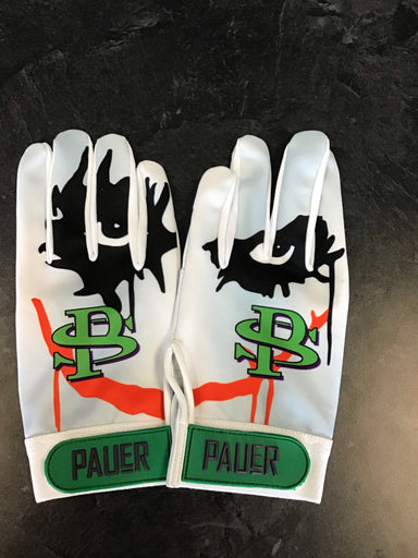 Pauer Sports Joker Full Dye Batting Gloves