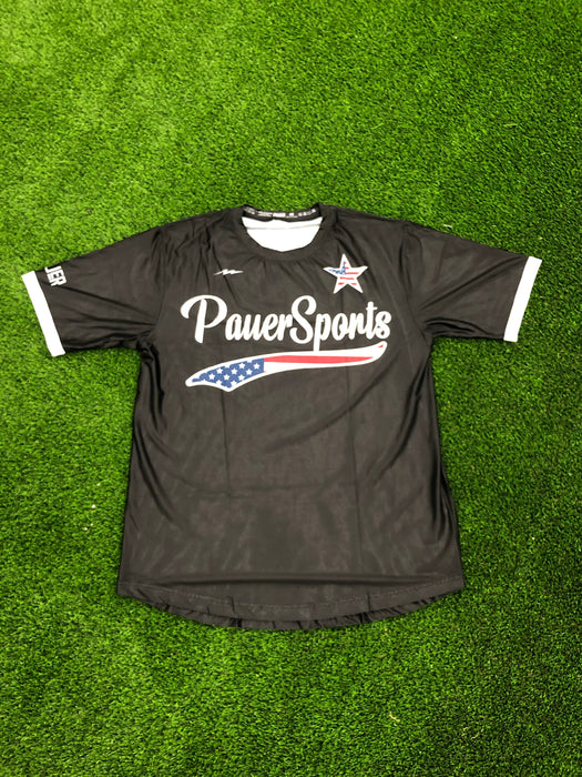 Pauer Vandy Black Army Jersey