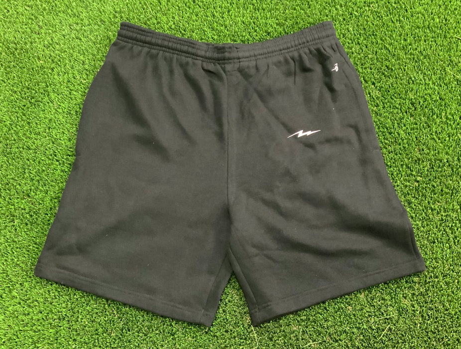Pauer Bolt Black Badger Cotton Short