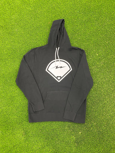 Pauer Black Ball Diamond Lightweight Hoodie