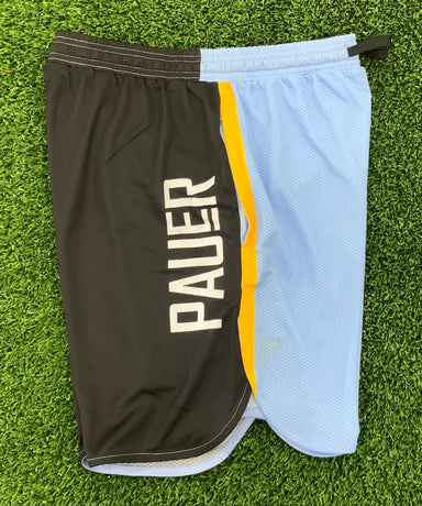 Pauer Carolina Bold Sport-Stretch Graphic Short