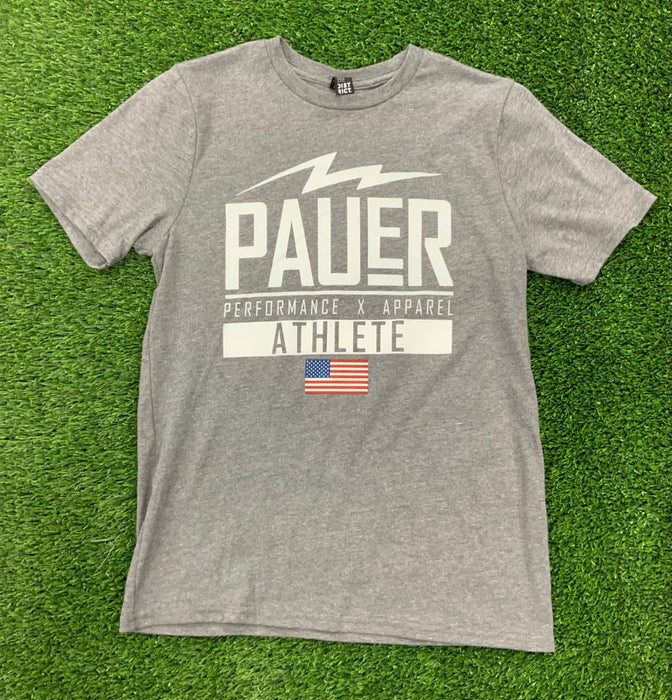 Youth Pauer Athlete T-Shirt