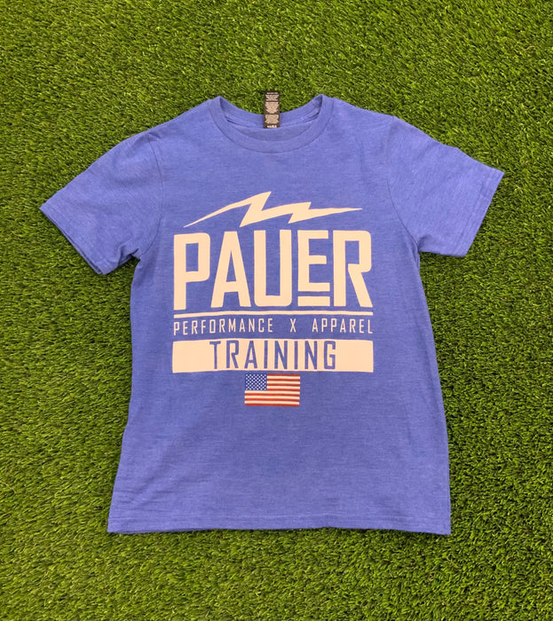 Youth Pauer Training T-Shirt