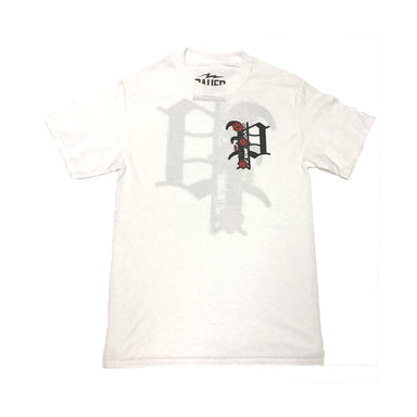 Pauer Rose Tee White