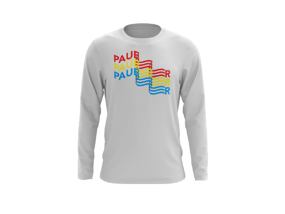 Pauer Flag Long Sleeve