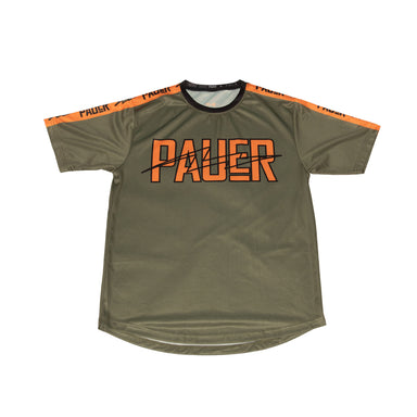 Pauer Born to Kill Middle Dri-Fit Crew Neck T-Shirt