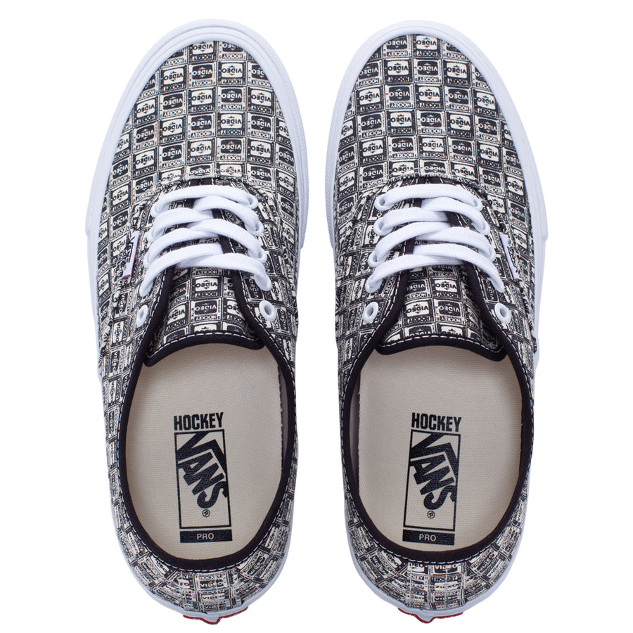 Hockey X Vans Video Radio Authentic Pro
