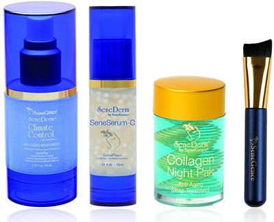 SeneDerm Advanced Anti-Aging Collection