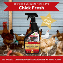 Load image into Gallery viewer, Chick Fresh - Eliminate Odors & Ammonia For Backyard Chickens - FlexTran Animal Care