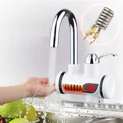 Magic Temp - Instant Water Temperature changer (Hot & Cold Dual Use)